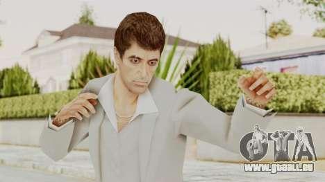 Scarface Tony Montana Suit v1 für GTA San Andreas