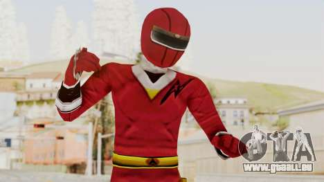 Alien Rangers - Red pour GTA San Andreas