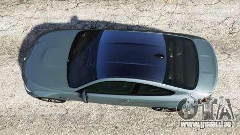 GTA 5 BMW M4 GTS vue arrière