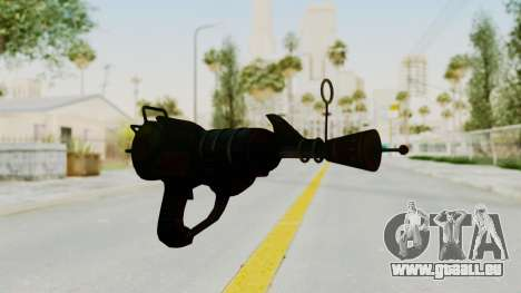 Ray Gun from CoD World at War pour GTA San Andreas