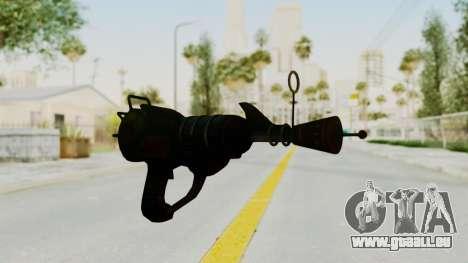 Ray Gun from CoD World at War pour GTA San Andreas