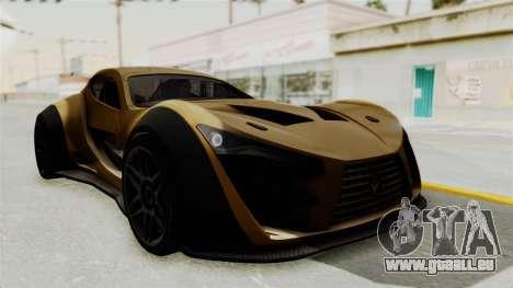 Felino CB7 für GTA San Andreas