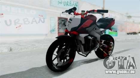 Pulsar 200NS Stunt pour GTA San Andreas