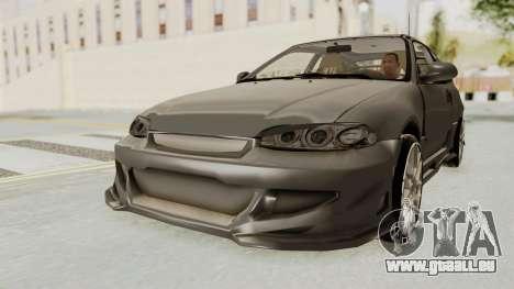 Honda Civic Hatchback 1994 Tuning für GTA San Andreas