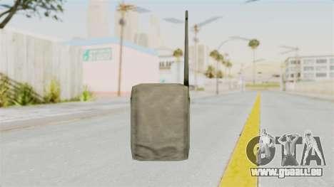 Metal Slug Weapon 4 für GTA San Andreas zweiten Screenshot