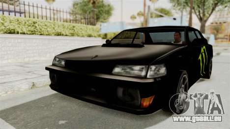 Monster Sultan pour GTA San Andreas