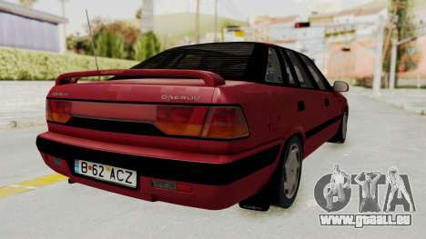 Daewoo Espero 1.5 GLX 1996 v2 Final für GTA San Andreas rechten Ansicht