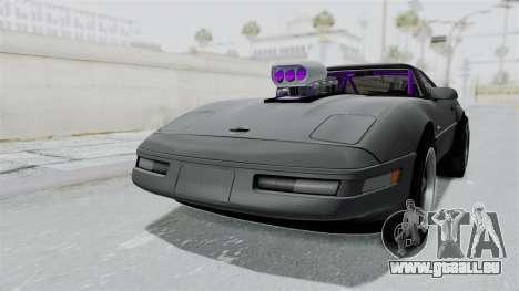 Chevrolet Corvette C4 Drag für GTA San Andreas