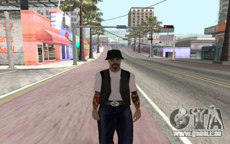 San Fierro Rifa Member für GTA San Andreas