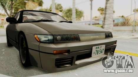 Nissan Sileighty RPS13kai für GTA San Andreas rechten Ansicht
