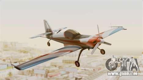 Zlin Z-50 LS v4 für GTA San Andreas