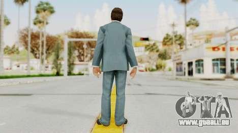 Scarface Tony Montana Suit v3 pour GTA San Andreas troisième écran