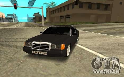 Mercedes-Benz Е320 pour GTA San Andreas