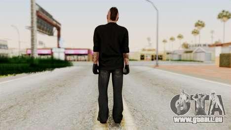 GTA 5 Tattooist v1 für GTA San Andreas dritten Screenshot
