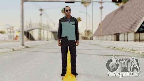 GTA 5 Trevor v3 pour GTA San Andreas deuxième écran