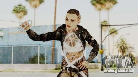 Mass Effect 3 Jack pour GTA San Andreas