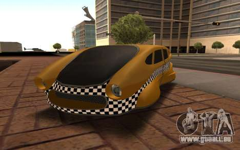 Flying Taxi für GTA San Andreas