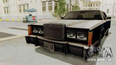 GTA 5 Dundreary Virgo SA Style für GTA San Andreas