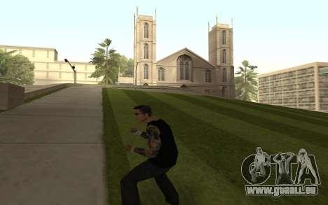 Wuzimu für GTA San Andreas dritten Screenshot