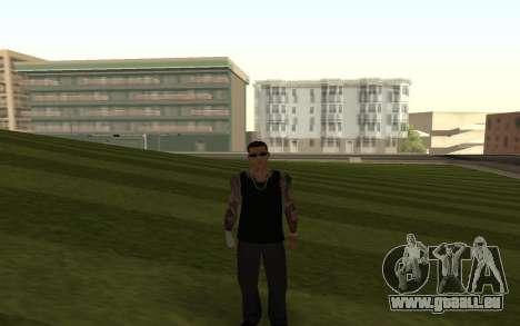 Wuzimu pour GTA San Andreas