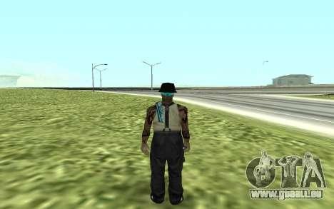 San Fierro Rifa Member für GTA San Andreas zweiten Screenshot