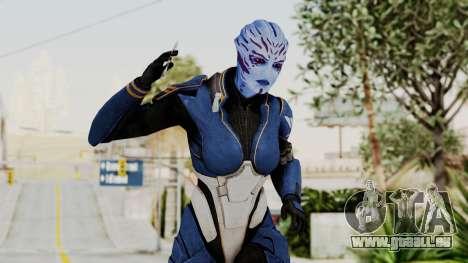 Mass Effect 2 Tesla Vasir für GTA San Andreas