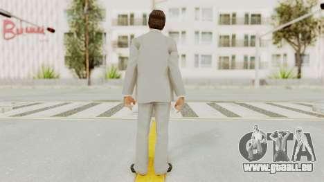Scarface Tony Montana Suit v1 pour GTA San Andreas troisième écran