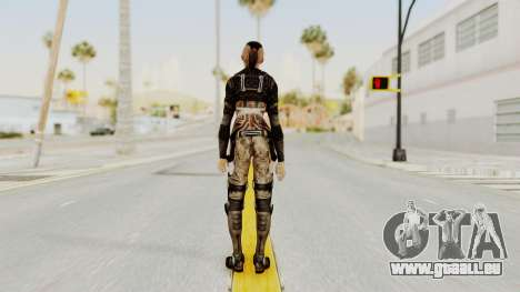 Mass Effect 3 Jack für GTA San Andreas dritten Screenshot