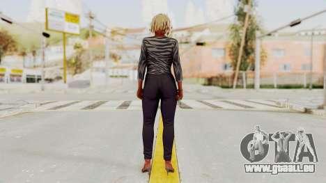 GTA 5 Hooker 3 pour GTA San Andreas troisième écran