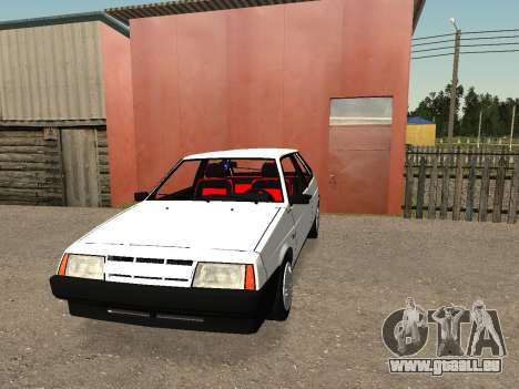 VAZ 2108 Stock by Greedy für GTA San Andreas