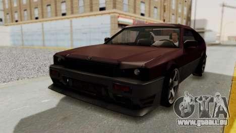 Blista CRX pour GTA San Andreas