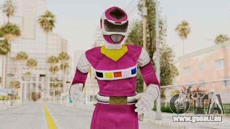 Power Rangers In Space - Pink für GTA San Andreas