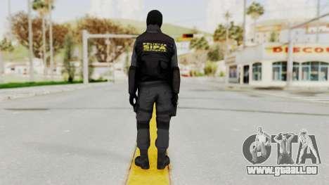 SIPE pour GTA San Andreas troisième écran