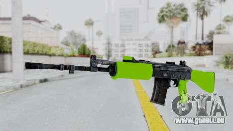 IOFB INSAS Light Green für GTA San Andreas
