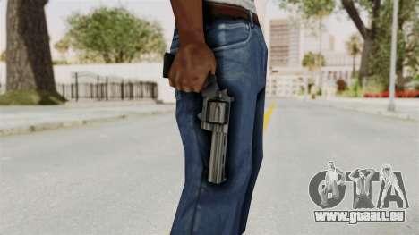 Liberty City Stories Colt Python pour GTA San Andreas