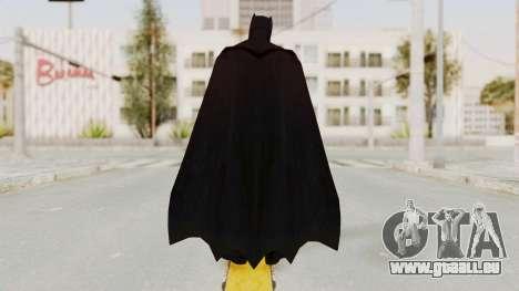 Batman vs. Superman - Batman für GTA San Andreas dritten Screenshot