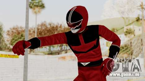 Power Rangers Time Force - Quantium pour GTA San Andreas