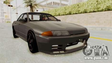 Nissan Skyline R32 4 Door pour GTA San Andreas