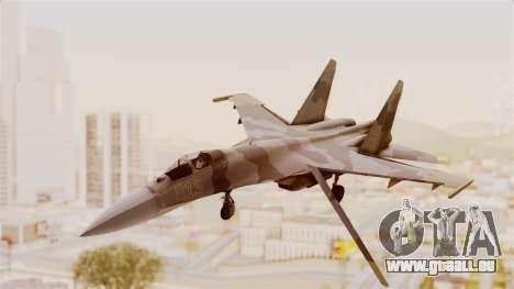 SU-27 Hydra für GTA San Andreas
