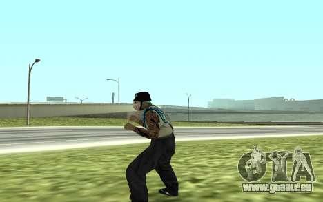 San Fierro Rifa Member für GTA San Andreas dritten Screenshot