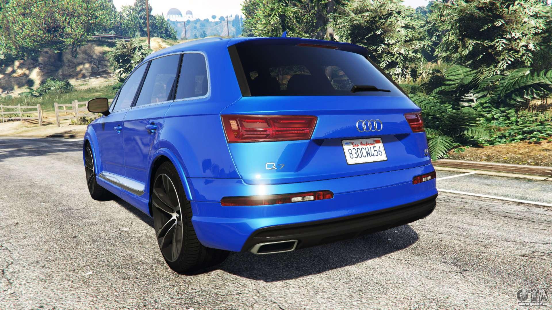 Audi Q7 2015 Rims2 F 252 R Gta 5