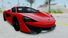McLaren 570S 2016 für GTA San Andreas