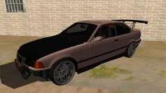 BMW M3 Drift Missile für GTA San Andreas