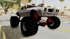 Pontiac Firebird 1970 Monster Truck