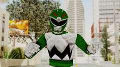 Power Rangers Lost Galaxy - Green pour GTA San Andreas