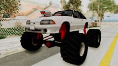 Ford Mustang 1991 Monster Truck