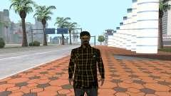 Los Santos Vagos Gang Member