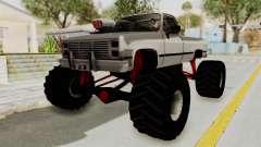 Chevrolet Silverado Classic 1985 Monster Truck