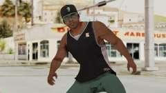 GTA 5 Franklin v3 pour GTA San Andreas