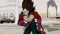 Dragon Ball Xenoverse Vegeta SSj4 pour GTA San Andreas